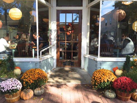 Mattituck, Νέα Υόρκη: Entrance