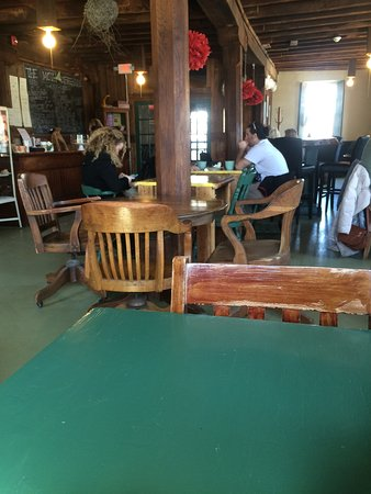 Allentown, نيو جيرسي: Neat place! Rustic style!