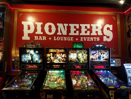 Pioneers Bar NYC