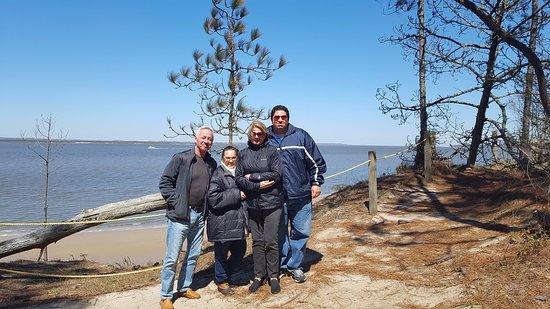 St. Marys, GA: Wonderful trip to Cumberland Island