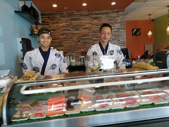 The Key Thai Restaurant and Sushi Bar: IMG_20170316_174622_large.jpg