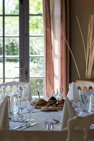 Pujaut, Frankreich: Restaurant
