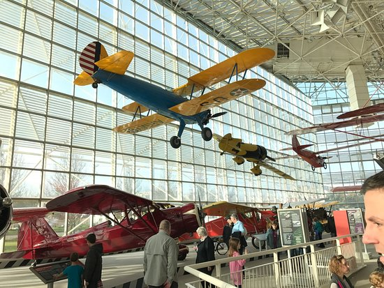 Photo of Tourist Attraction The Museum of Flight at 9404 E Marginal Way S, Tukwila, WA 98108, United States