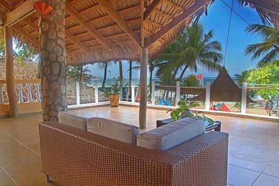 Hotel Villa Taina: Chill lounge