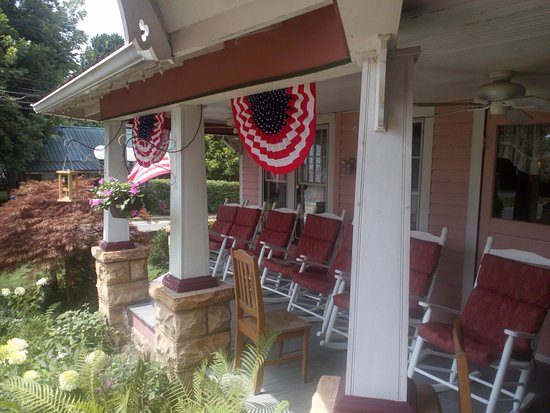 The Inn at Mountain View: 2016 4th of July