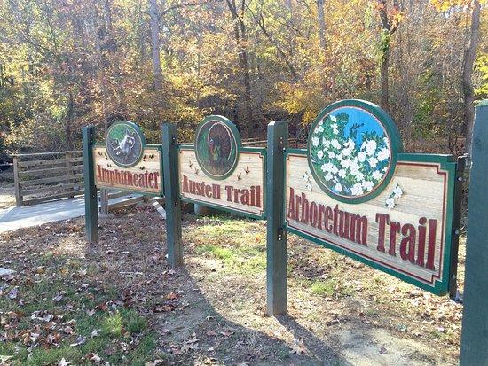 Арканзас: Great Trails