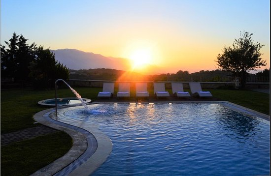 Kaloniktis, Hellas: Villa Zeus Apts