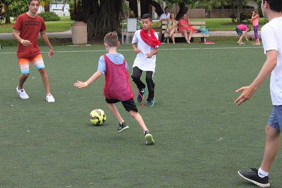 Port Saint Lucie, FL: Afternoon pick-up soccer
