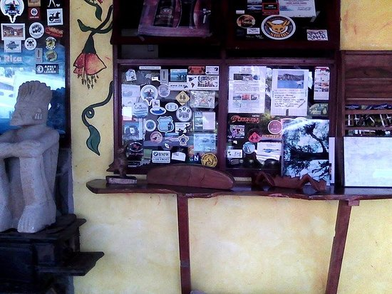 Нуэво-Ареналь, Коста-Рика: German bakery