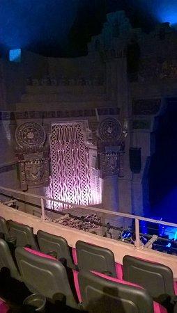 The Aztec Theatre: Interior Design Inside Aztec