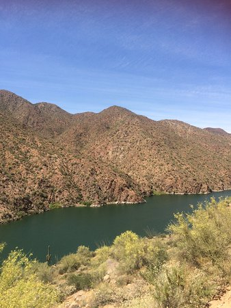 Apache Trail Scenic Drive: Great views to be had along the Apache Trail
