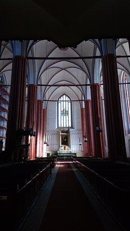 Greifswald, Alemania: Innenansicht
