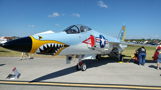 F11 Tiger - Picture of Valiant Air Command Warbird Museum ...