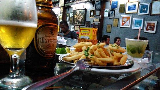 Photo of Brazilian Restaurant Adega Perola at Rua Siqueira Campos 138, Rio de Janeiro 22031-072, Brazil