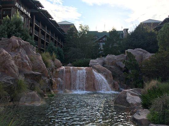 Incredible Resort.