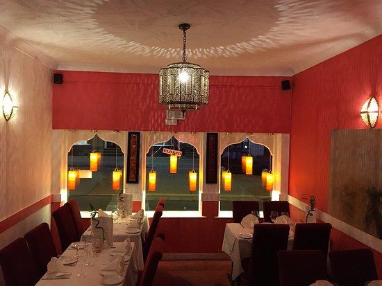 Crewe, UK: New interior decoration