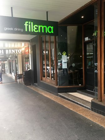 Leichhardt, Australië: filema on Norton