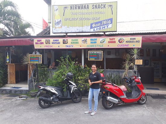 Nirwana Snack: Fresh and Tasty Cheap Eats !