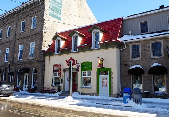 Merrickville, Canada: CHA Tea House