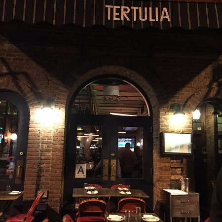 Photo of Spanish Restaurant Tertulia at 359 Avenue Of The Americas, New York, NY 10014, United States