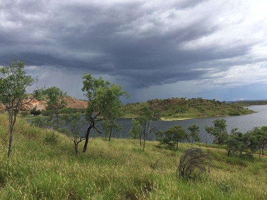 Mount Isa, Avustralya: During the storm