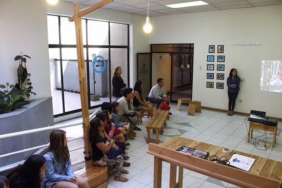 Centro de Extension Cultural Alfonso Lagos