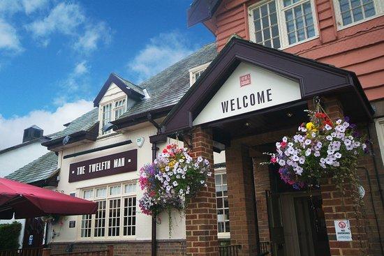 Greasby, UK: Twelfth Man