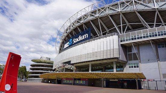 ANZ Stadium: シドニーオリンピックのメインスタジアムとして整備されたスタジアム。イベントがない時は、スタジアムツアーも開催されている