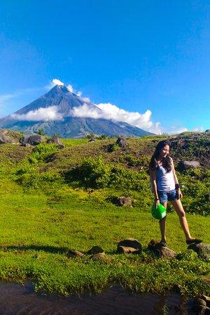 Mayon Volcano : After atv tour