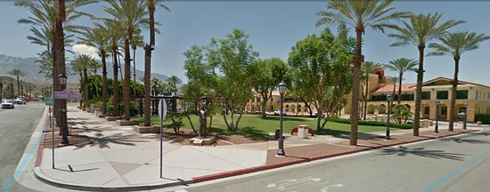 Cathedral City, CA: Town Square Park