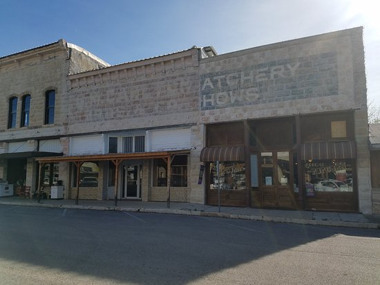 Historic Downtown Hico : 20170314_103111_large.jpg