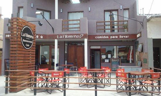 Santa Clara del Mar, Argentina: La Filomena restaurante