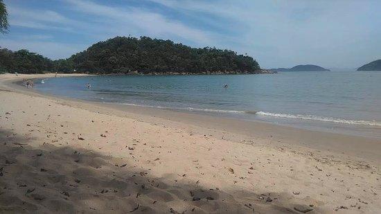 Pousada Tribo Ubatuba Hostel: Praia Domingas Dias