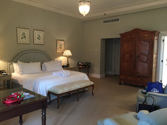Duke Mansion Bed and Breakfast: Dowd Suite