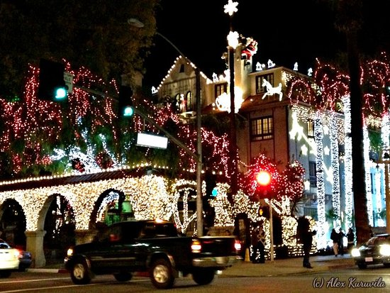 the mission inn hotel and spa mission inn decked up for festival of lights