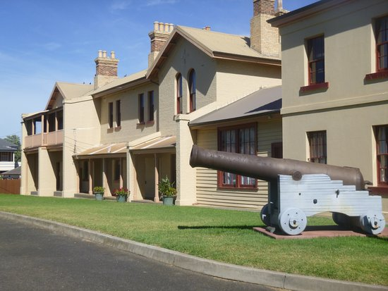 ‪Fort Queenscliff Museum‬