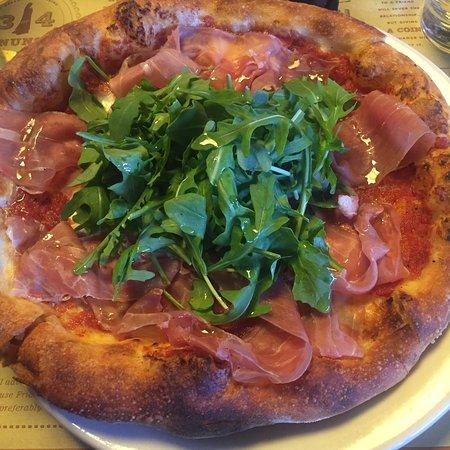 Pizzeria Mozza: Great pizzas
