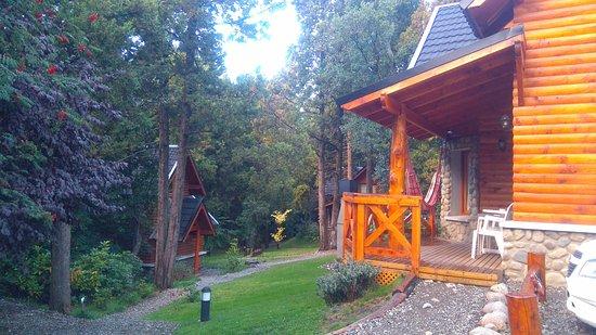 Bosque Dormido Cabanas & Spa: cabañas