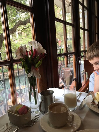 Photo of American Restaurant Las Canarias Restaurant at 112 College St, San Antonio, TX 78205, United States