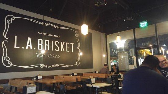 Artesia, CA: LA Brisket