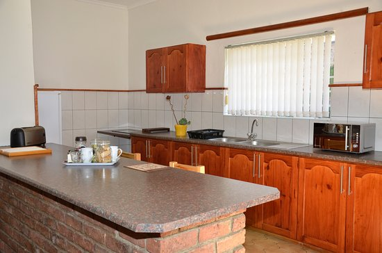 Somerset East, África do Sul: Cottage - kitchen
