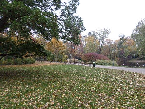 Photo of Park Stadtpark at Vienna 1030, Austria