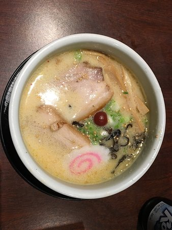 Photo of Japanese Restaurant Ramen Santouka at 1690 Robson Street, Vancouver V6G 1C7, Canada