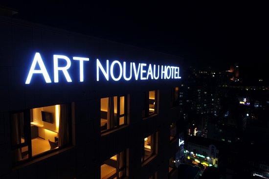 Artnouveau Suite Hotel