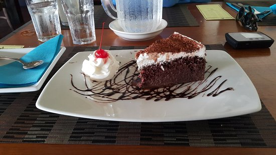 The Kitchen : chocolate tres leches