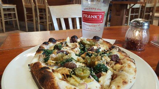Frank's Pizza Napoletana: Dixie Chicken