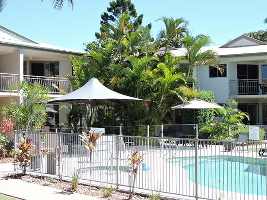 Noosa River Retreat: Newly Tiled Pool Surrounds