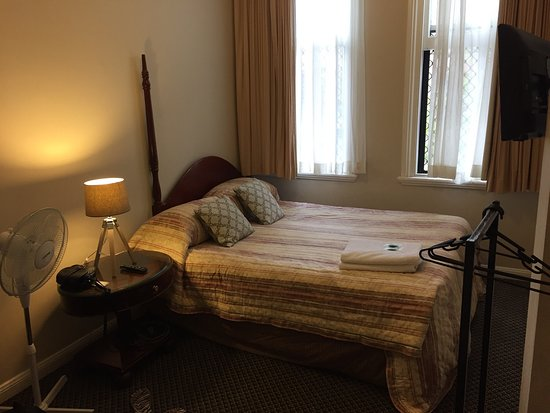 Woolbrokers Hotel: Double room