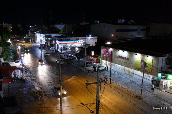 Hostel Mundo Joven Cancun: rooftop view