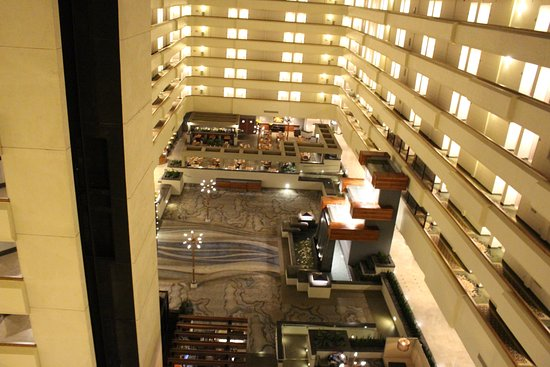 Probably The Nicest Hotel In Fresno Review Of Doubletree By Hilton Convention Center Ca Tripadvisor